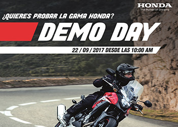 DEMO DAY HONDA